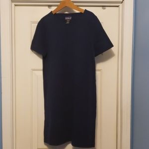Patagonia organic cotton dress Size small
